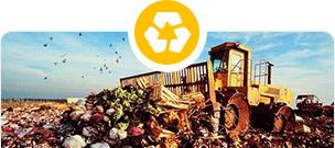 Ukládání odpadu